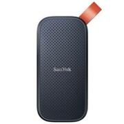 zewnętrzny dysk SSD Sandisk Portable 480GB (SDSSDE30-480G-G25) Czarny