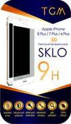 Szkło ochronne TGM 3D pro Apple iPhone 6+/7+/8+ (TGM3DAPIP7P8PWH) białe