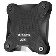 zewnętrzny dysk SSD ADATA SD600Q 480GB (ASD600Q-480GU31-CBK) Czarny