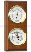 Barometr i termometr - Demus BiT-BWA - Orzech Barometry Demus