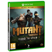 Mutant Year Zero: Road to Eden Gra XBOX ONE CD PROJEKT