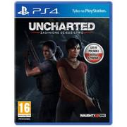 Gra PS4 Uncharted: Zaginione Dziedzictwo