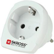 Skross Single Travel Adapter 500212 Włochy