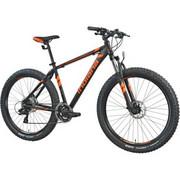 Rower INDIANA X-Enduro 2.7 M19 Czarno-pomarańczowy | 5 LAT GWARANCJI NA RAMĘ DARMOWY TRANSPORT INDIANA 19ME95048