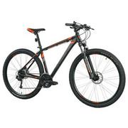 Rower górski MTB INDIANA X-Pulser 3.9 M19 Czarno-pomarańczowy | 5 LAT GWARANCJI NA RAMĘ DARMOWY TRANSPORT INDIANA 19ME775