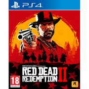 Gra PS4 Red Dead Redemption II