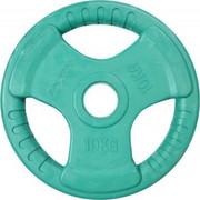 Obciążenie SPORTOP FI 51 Zielony (10 kg) SPORTOP