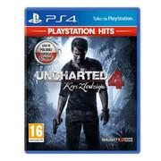Gra PS4 Uncharted 4: Kres Złodzieja