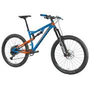 Rower górski MTB TORPADO Noriker M16 S Niebiesko-pomarańczowy DARMOWY TRANSPORT TORPADO 9I7AKS