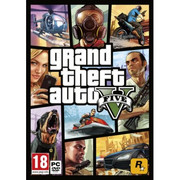 Gra Grand Thef Auto 5 GTA V PC - zdjęcie 1
