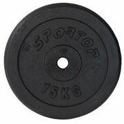 Obciążenie SPORTOP Fi28 (15 kg) SPORTOP FI28