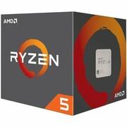 AMD Ryzen 5 1600, 3,4 GHz AM4