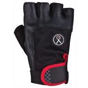 Rękawice fitness SPOKEY Fiks (rozmiar XL) Czarno-czerwony SPOKEY