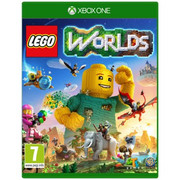 Gra Lego Worlds XboxOne