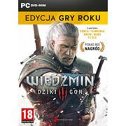 Gra PC Wiedźmin 3: Dziki Gon