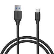 Nylonowy kabel AUKEY CB-AC1 Quick Charge USB-C