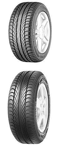 Barum BRAVURIS 195/60R15 88 V