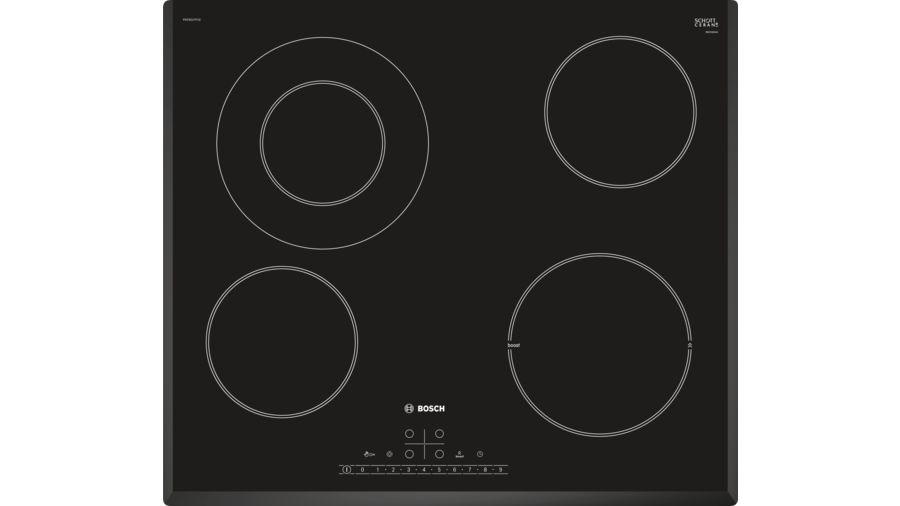 Płyta ceramiczna BOSCH PKF651FP1E