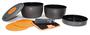 Komplet naczyń Esbit Aluminium Cookware 3 Non-Stick