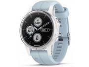 Zegarek sportowy z GPS Garmin Fenix 5S Plus Biały (010-01987-23)