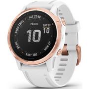 Zegarek sportowy z GPS Garmin Fenix 6S Pro różowe złoto (010-02159-11)