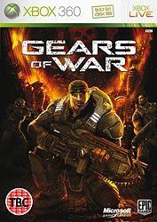 Gra Xbox 360 Gears Of War