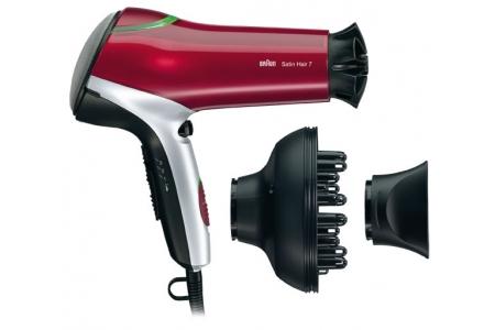 Suszarka do włosów Braun HD 770