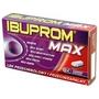 Ibuprom MAX 24 tabletki Us Pharmacia