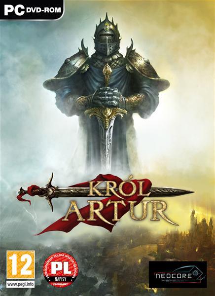 Gra PC Król Artur