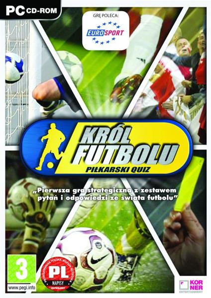 Gra PC Król Futbolu: Piłkarski Quiz