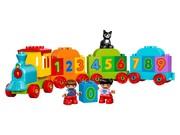 Klocki Lego Duplo 10847, Pociąg z cyferkami
