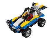 Klocki Lego Creator 31087 Lekki pojazd terenowy
