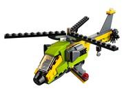LEGO Creator 31092 Helicopter Adventure
