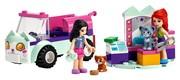 LEGO Friends 41439 - Samochód do pielęgnacji kotów