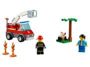 Klocki Lego City 60212, Płonący grill
