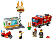 Klocki LEGO City Na ratunek w płonącym barze (60214)
