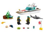 Klocki Lego City 60221 Jacht