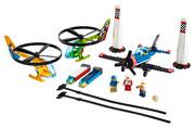 LEGO City Lotnisko - Powietrzny wyścig 60260