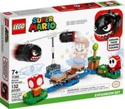 LEGO Super Mario 71366 - Ostrzał Banzai Bill - zestaw rozszerzający