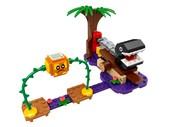 LEGO Super Mario 71381 - Spotkanie z Chain Chompem w dżungli