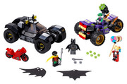 LEGO DC Super Heroes 76159 - Trójkołowy motocykl Jokera
