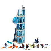 LEGO Marvel Super Heroes 76166 - Walka o Wieżę Avengersów