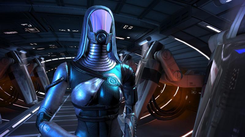 Gra Xbox 360 Mass Effect