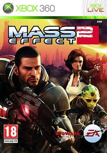 Gra Xbox 360 Mass Effect 2