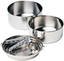 Dwa garnki MSR Alpine Pot Set