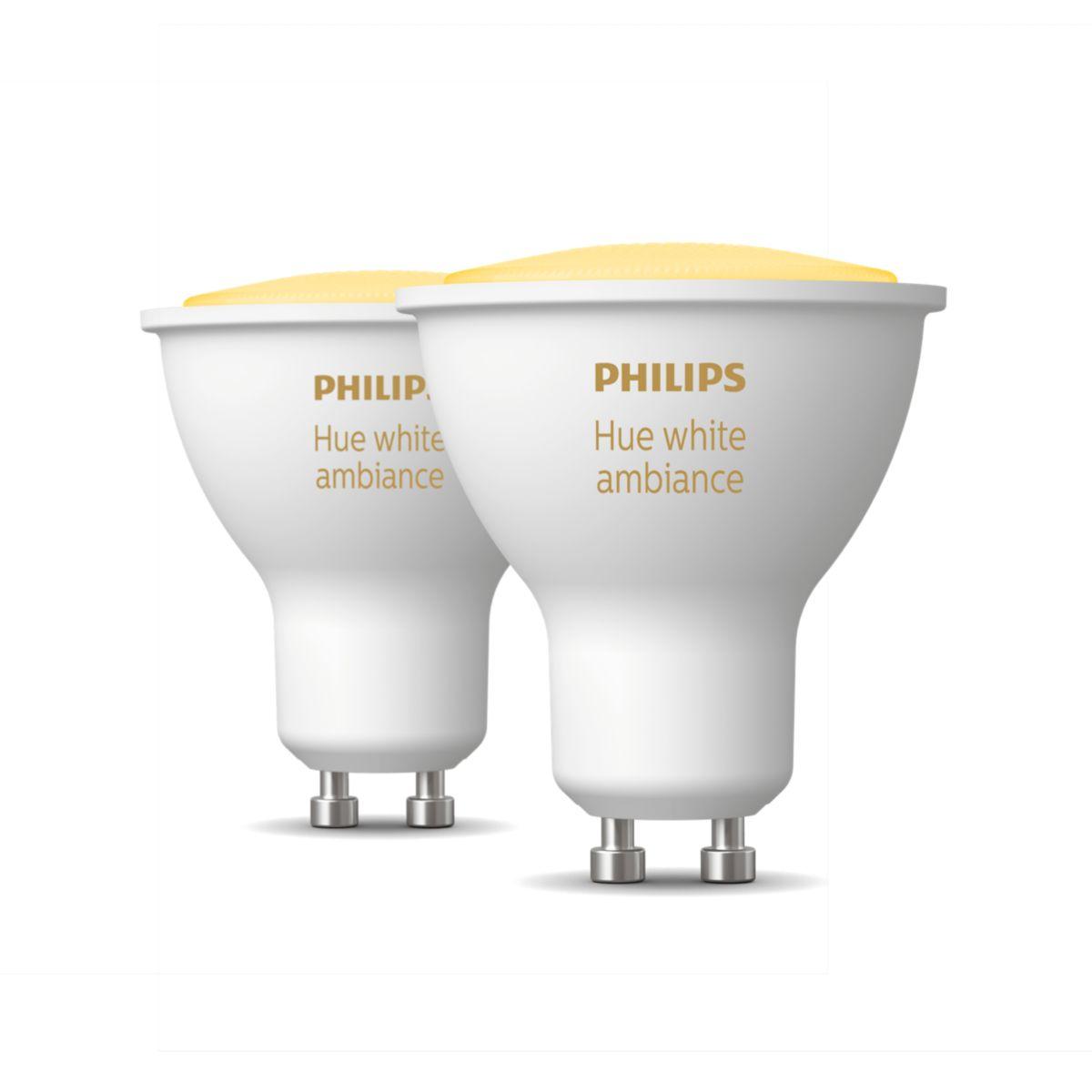 Inteligentne żarówki GU10 Philips hue White ambiance 8718699629298 929001953303