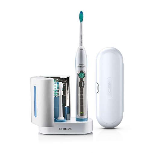 Szczoteczka do zębów Philips HX6995 FlexCare+