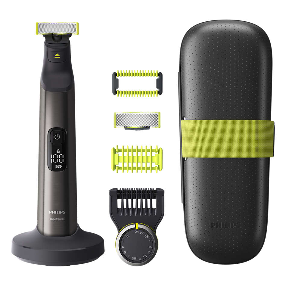 OneBlade Pro Face & Body QP6650/61 Philips