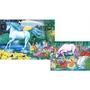 puzzle RAVEN 2X20 ELEMENTY MAGICZNY ŚWIAT PR-089178