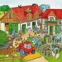 puzzle RAVEN 3X49 ELEMENTY ŻYCIE NA FARMIE PR-092499